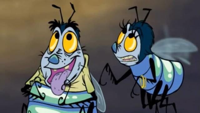 Мультфильм - Умнее мухи -