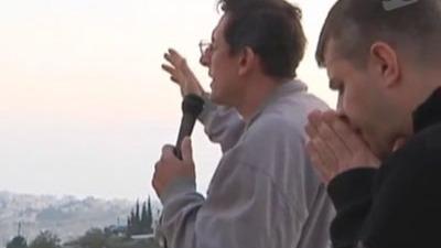 Молитва за Иерусалим (09.11.12)